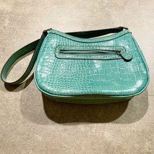 Liz Claiborne | Aqua Shoulder Bag | NWOT